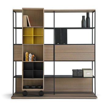 Literatura Open Shelving System - A+R Store