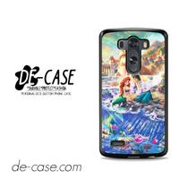 Disney The Little Mermaid Art Paint For LG G3 Case Phone Case Gift Present