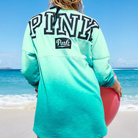 High/Low Varsity Crew - PINK - Victoria's Secret