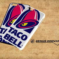 Taco Bell Samsung Galaxy S3 S4 S5 Note 3 , iPhone 4(S) 5(S) 5c 6 Plus , iPod 4 5 case