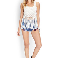 Free Spirit Fringe Top