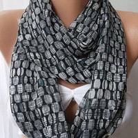 Infinity Scarf  Circle Scarf    It made with good quality CHIFFON fabric...