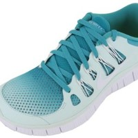Nike Free 5.0 Breathe Womens Running Shoes 580601-313 Sport Turquoise 7 M US