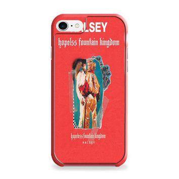 Halsey Hopeless Fountain Kingdom iPhone 7 | iPhone 7 Plus Case