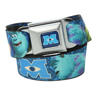 Disney Monsters University Mike And Sulley Seat Belt Belt