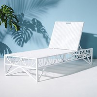 Poolside Indoor/Outdoor Lounge Chair