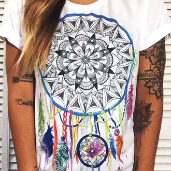 Dream Catcher, Women's T-shirt