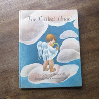 The Littlest Angel; Sweet Children's Holiday-time Story by Charles Tazewell; Original 1946 Children's Press; 1st Edition/Printing