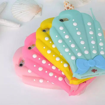Hot Sale Cute Iphone 6/6s Hot Deal On Sale Stylish Iphone Apple Silicone Phone Case [6034131073]