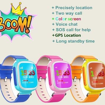 Q80 Q60 GPS Smart baby kids children phone Watch Smartwatch SOS Call Location Finder Locator Device Tracker Kid Safe Anti