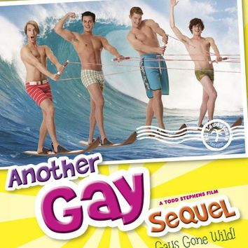 Another Gay Sequel: Gays Gone Wild! 11x17 Movie Poster (2008)