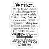 Writer Description