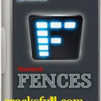 Stardock Fences 2.13 Final Full Version with Patch Crack