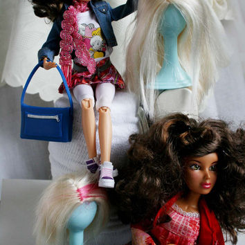 Spin Master Liv Dolls And Wigs, Wig Heads, Dolls, Doll Accessories, Posable Dolls.
