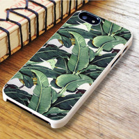 Banana Leaf Martinique Floral iPhone 6 Case
