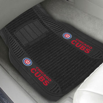 Chicago Cubs Deluxe Mat