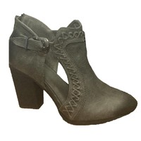 JR Charcoal Ankle Boot