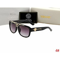 Versace Popular Men Women Personality Summer Sun Shades Eyeglasses Glasses Sunglasses 4# I13518-1