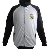 Rhinox Men's Real Madrid Track Jacket