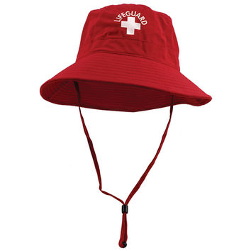 Lifeguard Clothing Apparel Store: FISHER LIFEGUARD HAT