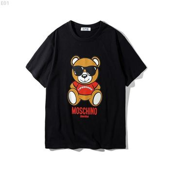 spbest Moschino Swim T-shirt