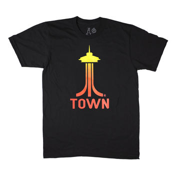 space town fade