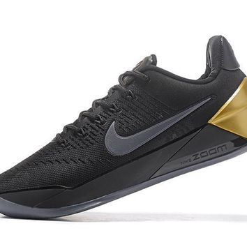 vawa nike zoom men s kobe a d ep 852425 009 basketball shoes black  number 1