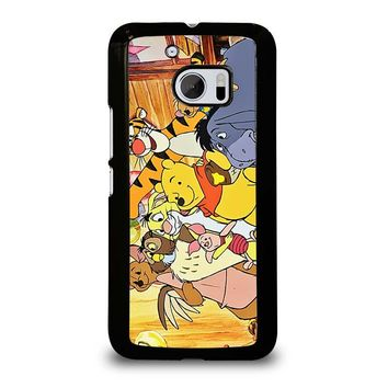 WINNIE THE POOH AND FRIENDS Disney  HTC One M10 Case Cover