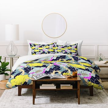 Aimee St Hill June Yellow Duvet Cover