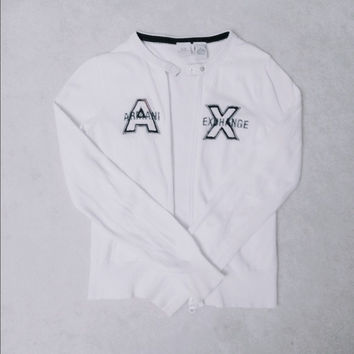 Armani Exchange Baseball Jacket