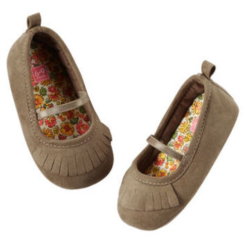 Carter's Moccasin Crib Shoes