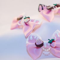 Candy Hair Bow
