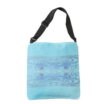 Winged Gate Tote Bag