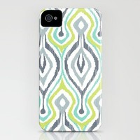 Sketchy IKAT iPhone Case by Patty Sloniger | Society6