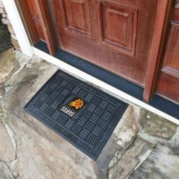 Phoenix Suns Medallion Door Mat - Printed