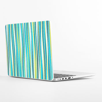 Cool Waves Laptop Skin
