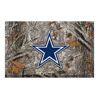 Dallas Cowboys NFL Scraper Doormat (19x30)