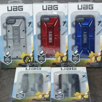 Authentic UAG iPhone SE/5S/5 Feather-Light Rugged Military Drop Tested Case