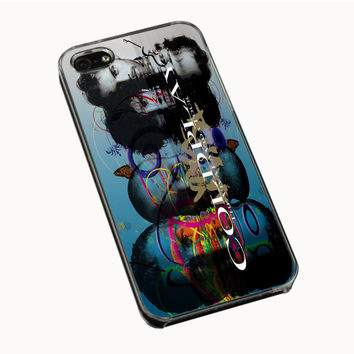 Coldplay VivaLaVida Tour Cover iPhone 4(S) 5(S) 5C Cases