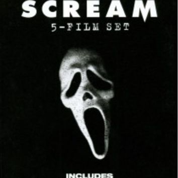 Scream 1-3 (4 Disc) (Blu-ray Disc) (Gift Set)