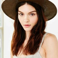 Brixton Double Crown Straw Hat