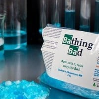 Bathing Bad Bath Salts | Need These Things