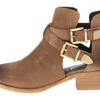 Steve Madden Cinch Taupe Suede - Zappos.com Free Shipping BOTH Ways
