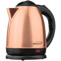 Brentwood Electric Stainless Steel Kettle (1.5 Liter)