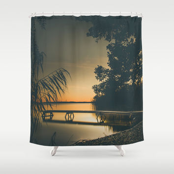 My own summer Shower Curtain by HappyMelvin