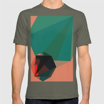 Shape Play 1 T-shirt by Ducky B