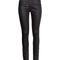 H&M - Skinny Low Ankle Jeans
