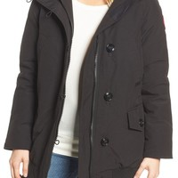 Canada Goose Finnegan 625-Fill Power Down Parka with Genuine Shearling Hood Lining   Nordstrom