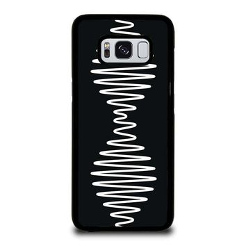 ARCTIC MONKEYS ICON Samsung Galaxy S8 Case Cover