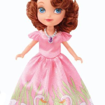 Disney Sofia The First Swan Dress 5-Inch Sofia Doll